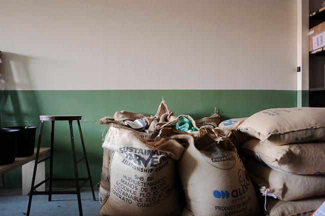 Café Binocle_Sacs de café