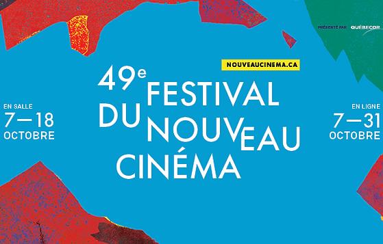#FNC2020 une édition évolutive - Un Festival du nouveau cinéma en ligne et en salle
