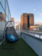 W Montréal - Terrasse suite Extrême Wow