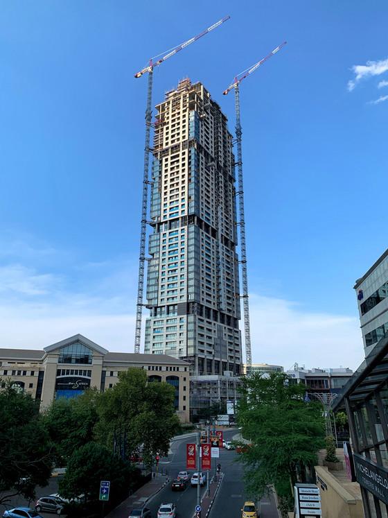 Africa's Tallest Skyscraper To Open In October 2019
