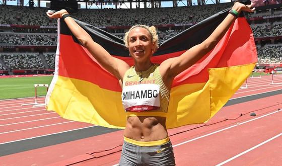 Malaika Mihambo Wins Gold Medal At Tokyo 2020 Olympics