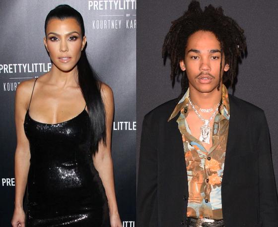 Kourtney Kardashian And Luka Sabbat Spotted Together Again