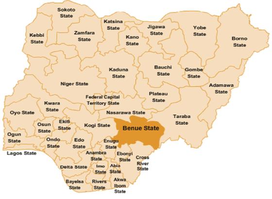 15 Villagers Massacred In Nigeria's Benue State