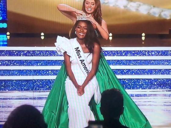 Nia Imani Franklin Wins Miss America 2019 Pageant