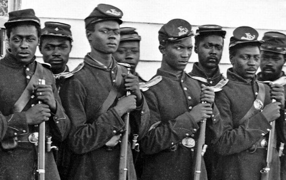 Trump Designates A National Monument For African American Soldiers