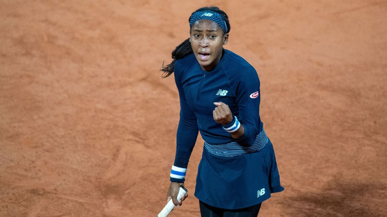 Incredible Coco Gauff Makes Great Start At Debut French Open