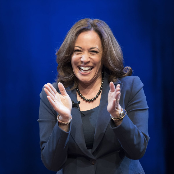 Kamala Harris Becomes US Democratic Party's Vice Presidential Candidate
