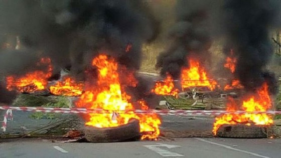 Death Toll From Unrest In South Africa Rises To 72 Despite Deployment Of Military Troops