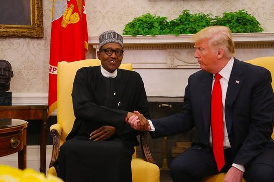 "Buhari Is ""Lifeless"" Person, Says Trump"