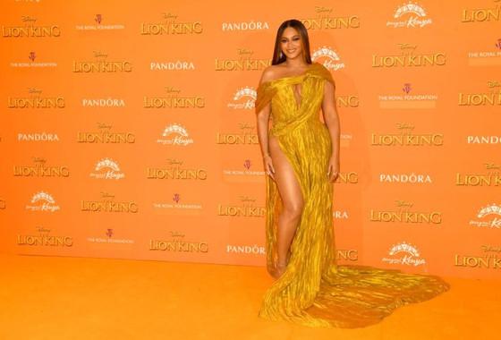 Beyoncé Attends European Premiere Of The Lion King