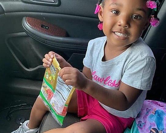 Missing Three Year Old Kamille McKinney Found Dead