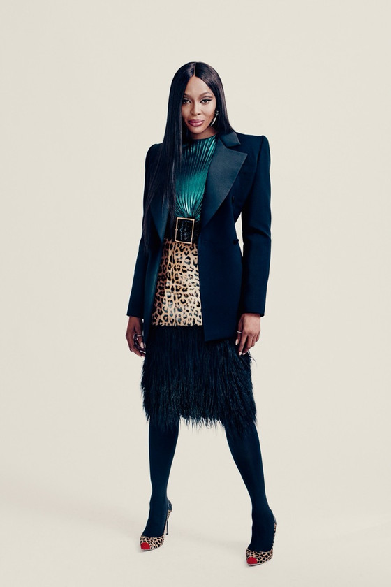 Fashion Industry Faces Racism And Diversity Issues, Says Naomi Campbell