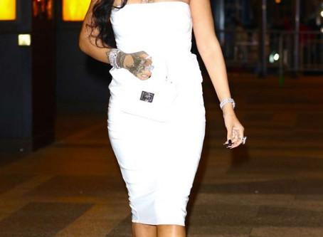 Rihanna Announces Launching Date For Fenty Skin