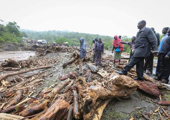 46 Killed By Landslides In East Africa