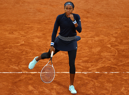 Coco Gauff Makes Spectacular Start At Debut French Open