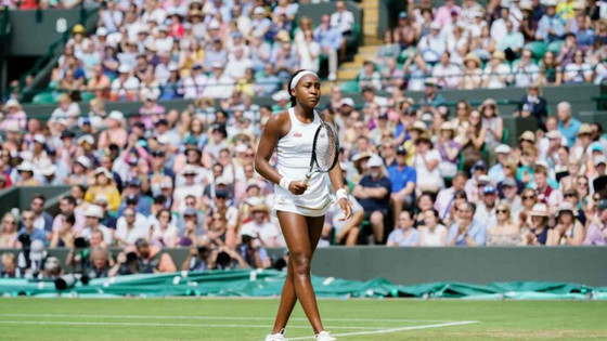 Coco Gauff Defeated By Angelique Kerber In Fourth Round At Wimbledon 2021