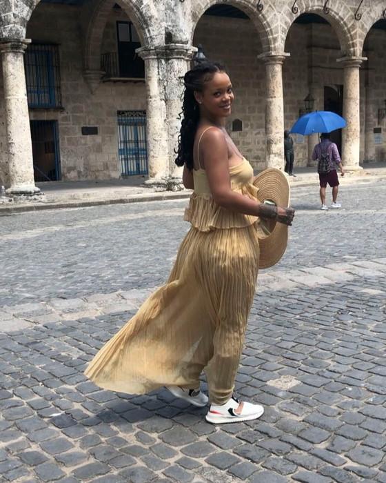 Rihanna's Recent Visit To Cuba