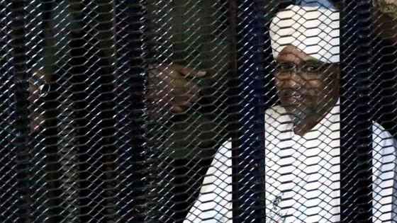 Sudan's Ex-President Omar al-Bashir Jailed