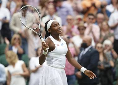 Coco Gauff Proceeds Into Third Round Of Wimbledon 2021