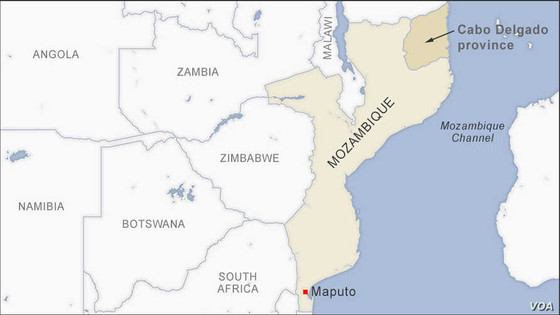 52 Massacred In Mozambique By Islamist Militants