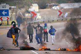 Six Perish In Unrest In South Africa After Jailing Of Ex-President Zuma