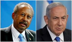 Sudan And Israel To Normalize Relations