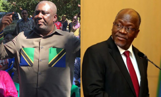 Tanzania's Magufuli Fires Home Affairs Minister Over Ambiguous $449 million Contract