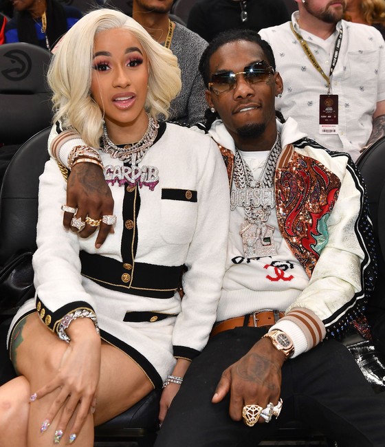 Cardi B Dismisses Husband's Infidelity And Publicity Stunt As Reasons For Seeking Divorce
