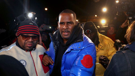 Legendary R Kelly Surrenders To Chicago Police