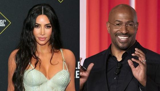 Kim Kardashian Rumored Dating Van Jones As Kanye West Continues To Flaunt Wedding Ring