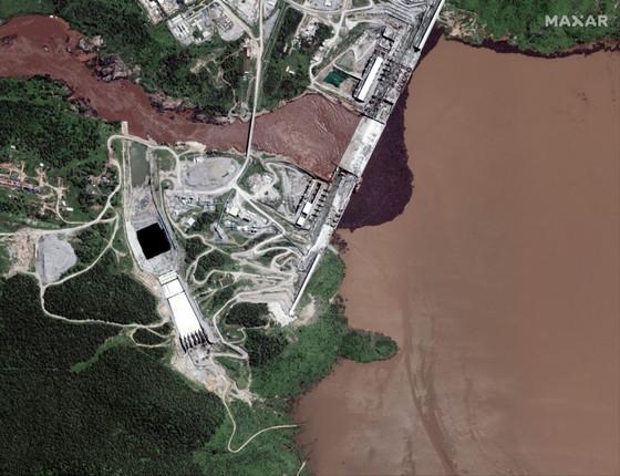 Ethiopia Begins Filling Up Grand Ethiopian Renaissance Dam?