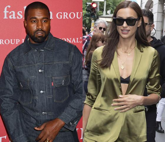 Kanye West And Irina Shayk In Romantic Relationship?