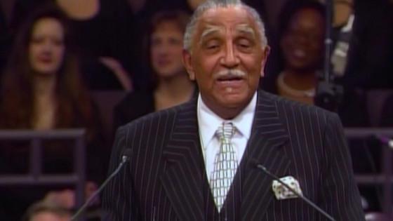 Legendary US Civil Rights Movement Pioneer Joseph Lowery Dies