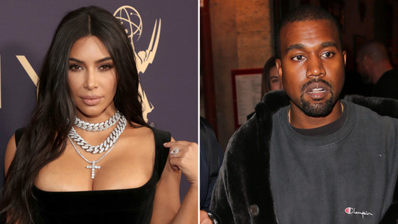 Kim Kardashian Expresses Love For Kanye Despite Looming Divorce. Romance Rekindling In Progress?