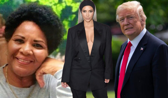 Kim Kardashian Urges Trump To Pardon Jailed Alice Marie Johnson