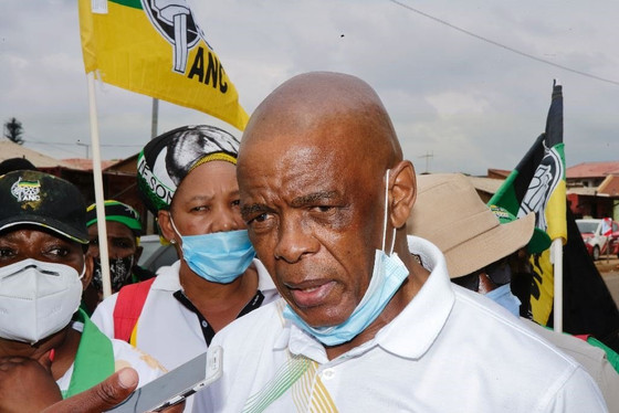 South Africa's ANC Secretary-General Magashule In Court For Stealing $16 Million