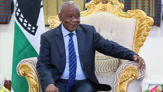 Lesotho's Embattled PM To Go