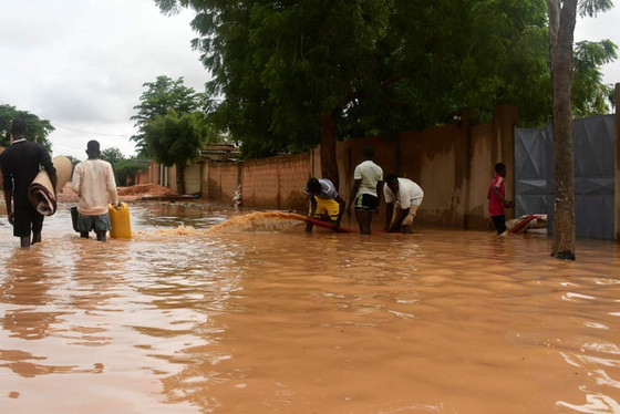 45 Killed In Floods In Niamey As Niger River Bursts Its Banks
