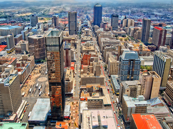 South Africa's Economy Shrinks By 51% After Coronavirus Pandemic Lockdown
