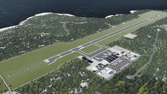 Construction Of Dominica's First International Airport To Begin Asap