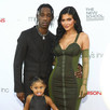 Kylie Jenner By Travis Scott's Side At Parsons Benefit 2021