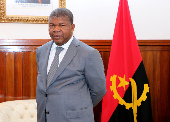 Angola Inaugurates New President