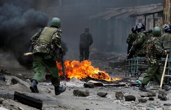 100 People Killed In Post-Election Violence In Kenya