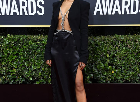 Kerry Washington Slays Golden Globes 2020 In Awesome Sexy Outfit