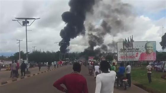 35 Killed In Gas Tanker Explosion In Nigeria