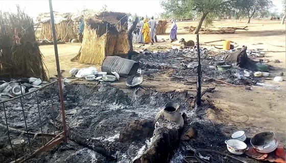 60 Massacred After Two Bloody Attacks In Nigeria