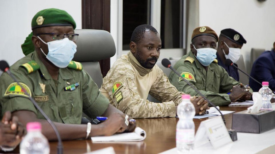 Mali Military Junta And Civilians Agrees 18 Month Transition Government