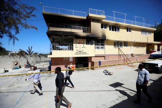15 Children Killed In Orphanage Fire In Haiti
