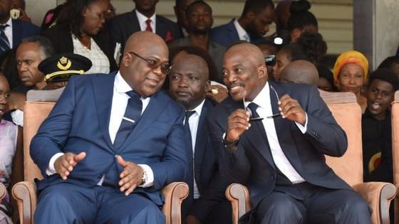 Tshisekedi Inaugurated DRC President