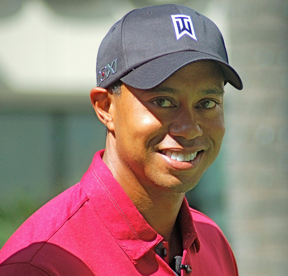 Tiger Woods Injured In Road Accident